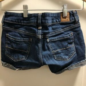American Eagle Outfitters Shorts - american eagle denim mini shorts